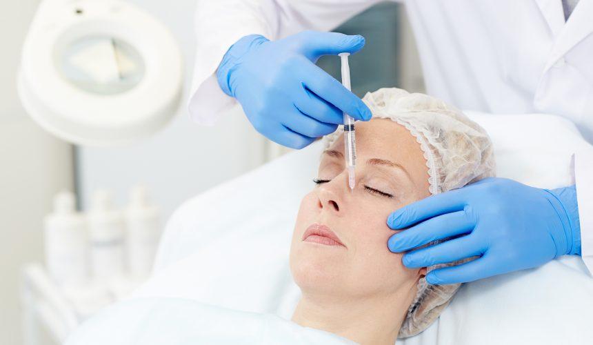 botoks enjeksiyonu